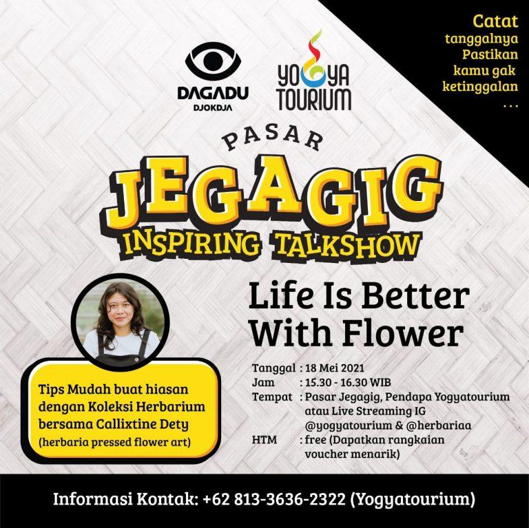 JEGAGIG INSPIRING TALKSHOW #1